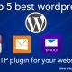 top 5 best wp smtp plugin